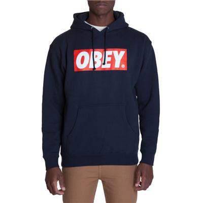 Obey Clothing The Box Pullover Hoodie