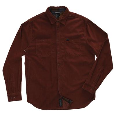 RVCA Waler Button Down Shirt