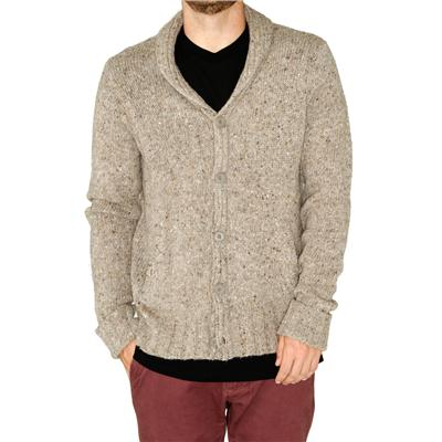 RVCA Ahab Shawl Sweater