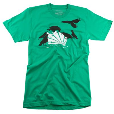 Casual Industrees WA Crows Brah T Shirt