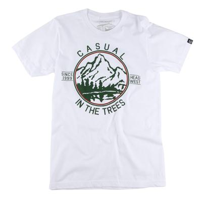 Casual Industrees In The Trees T Shirt