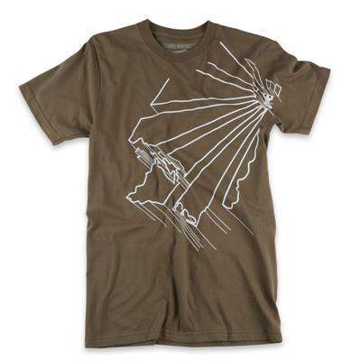Casual Industrees WA Outline 2.0 T Shirt