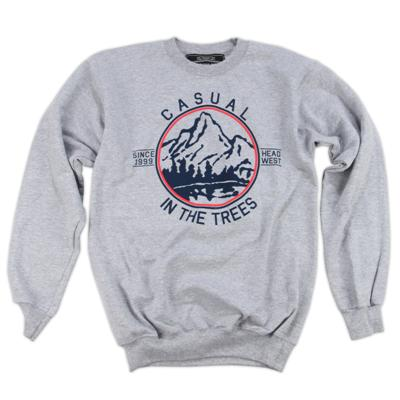 Casual Industrees In The Trees Sweatshirt