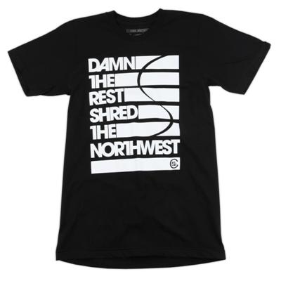 Casual Industrees Damn the Rest T Shirt