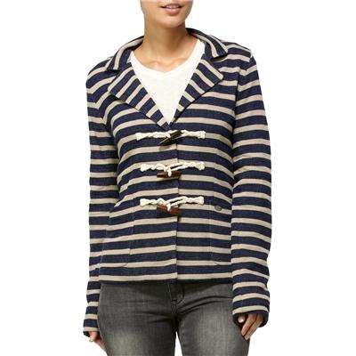 Quiksilver Port Stripe Jacket - Women's