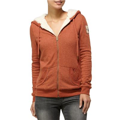 Quiksilver Secret Ships Zip Hoodie - Women's