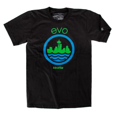 Casual Industrees evo Needle T Shirt