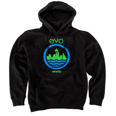 Casual Industrees evo Needle Pullover Hoodie
