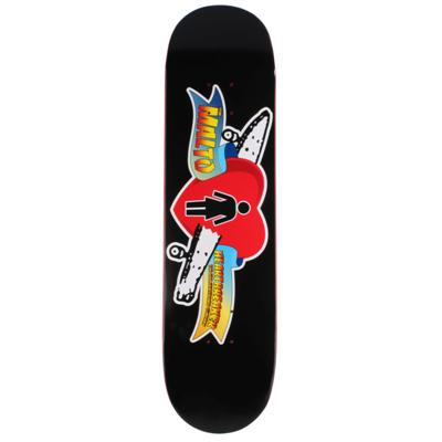 Girl Sean Malto Heartbreaker Skateboard Deck