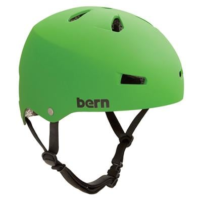 Bern Macon Thin Shell CPSC Skateboard Helmet