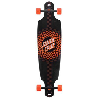 Santa Cruz Pomona Drop Through Longboard Complete