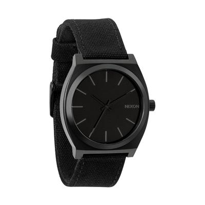 Nixon Time Teller Canvas Watch