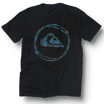 Quiksilver Stained T Shirt