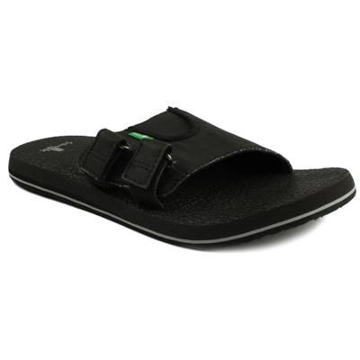 Sanuk Beer Cozy Slide Sandals