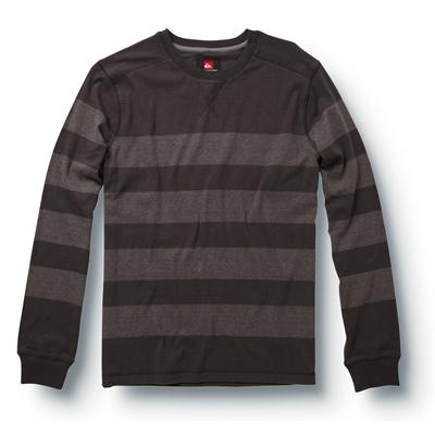 Quiksilver Snit Stripe Long Sleeve Shirt
