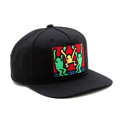 Obey Clothing Keith Haring Friends Hat