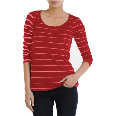 Volcom Sugarhill Stripe Top - Women's