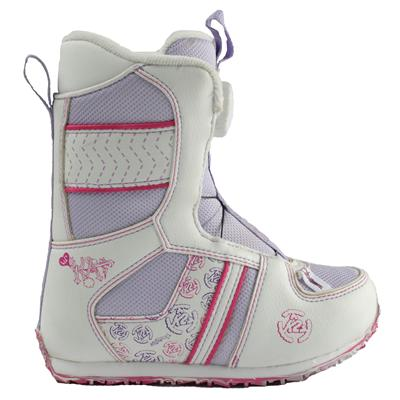 K2 Lil Kat Boa Snowboard Boots - Youth - Girl's 2013