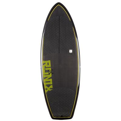 Ronix Parks Carbon Thruster Wakesurf Board - Blem 2012