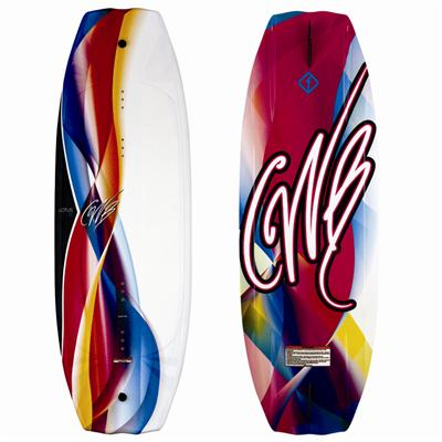 CWB Lotus Wakeboard - Women's - Blem 2012
