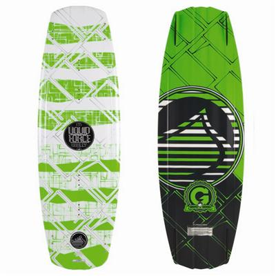 Liquid Force Harley Grind Wakeboard - Blem 2012