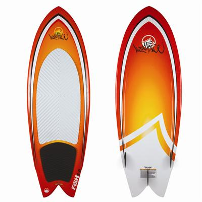 Liquid Force Fish Wakesurf Board - Blem 2012