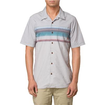 Vans JT Gunnell Shor-Sleeve Button-Down Shirt