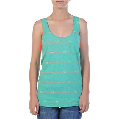 Volcom To The Right Knot Back Tank Top - Women's