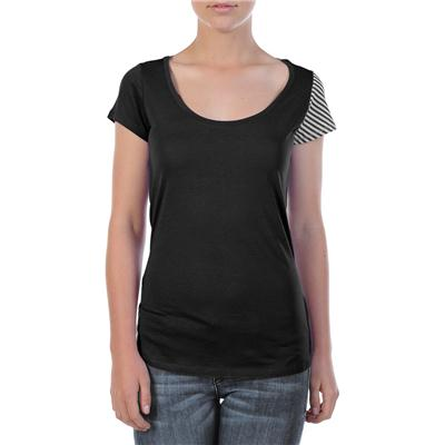 Volcom Stone Only Tri-Back Scoop Neck Top - Women's