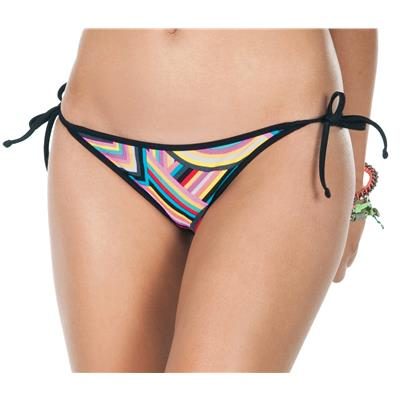 Volcom Rainbow Rebellion Basic Full Bikini Bottoms - Women's