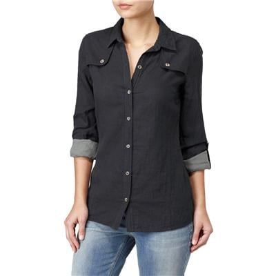 Quiksilver Drifter Button Down Shirt - Women's