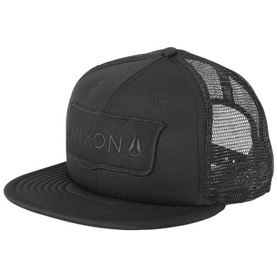 Nixon Walsh New Era Trucker Snapback Hat