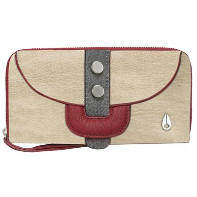 Nixon Deed Wallet - Women's