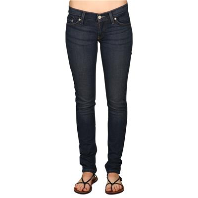 Levi's 524 Skinny Red Tab Jeans - Women's