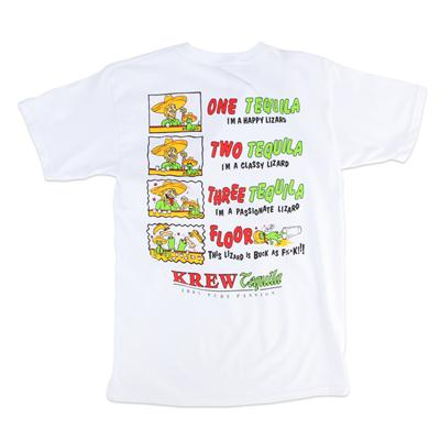 Kr3w Tequila Regular T-Shirt