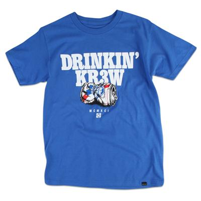 Kr3w Drinkin' Regular T-Shirt