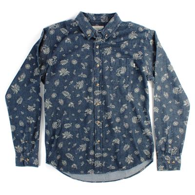 Obey Clothing Dharma Button-Down Shirt