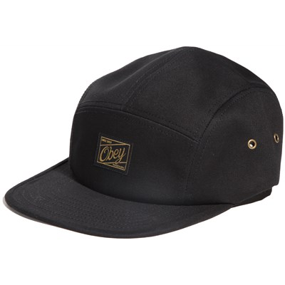 Obey Clothing Expedition 5 Panel Hat