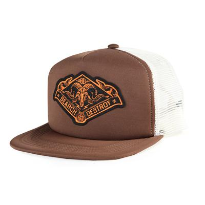 Obey Clothing Search & Destroy Trucker Hat