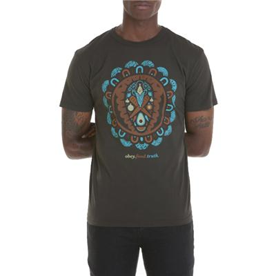 Obey Clothing Food Truth T-Shirt