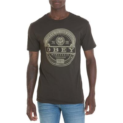 Obey Clothing Power Label T-Shirt