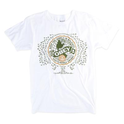 Obey Clothing World Balance T-Shirt