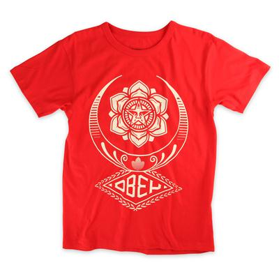 Obey Clothing Flying Lotus T-Shirt