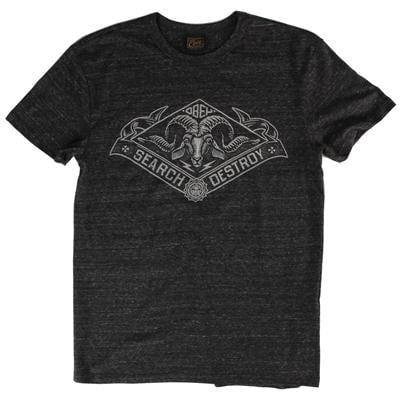 Obey Clothing Search And Destory Goat T-Shirt