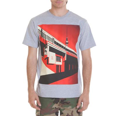 Obey Clothing Berlin Tower T-Shirt