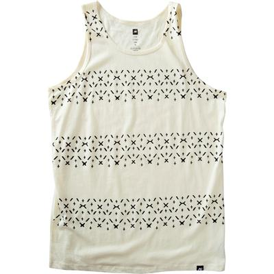 Analog Navajo Rug Stripe Tank Top