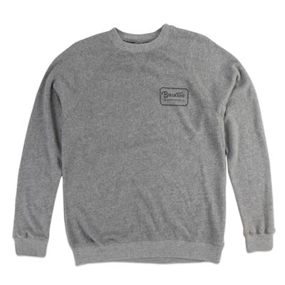 Brixton Coda Crew Fleece Sweatshirt