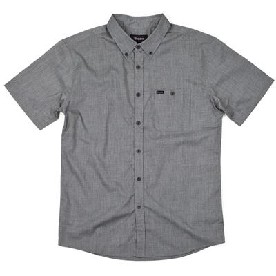 Brixton Howl Short-Sleeve Button-Down Shirt