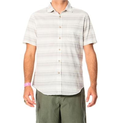 RVCA Raya Short-Sleeve Button-Down Shirt