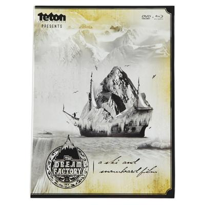 TGR The Dream Factory DVD & Blu Ray